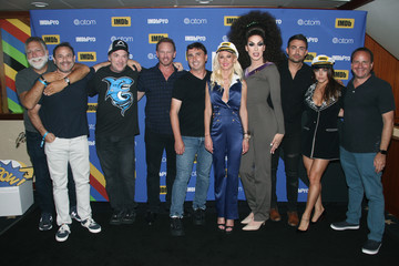 Ian Ziering Tara Reid #IMDboat At San Diego Comic-Con 2018: Day Two