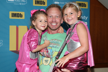 Ian Ziering #IMDboat at San Diego Comic-Con 2017: Day Two