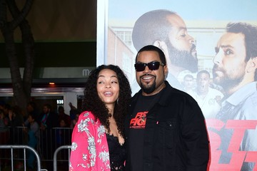 Ice Cube World Premiere of 'Fist Fight' in Los Angeles