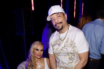 Ice-T & Coco STARZ POWER Season 6 Red Carpet And Premiere Event At Madison Square Garden