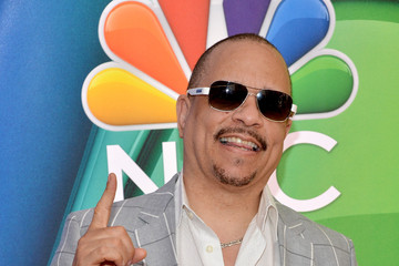 Ice-T The 2015 NBC Upfront Presentation Red Carpet Event