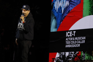 Ice-T 2021 Global Citizen Live: New York