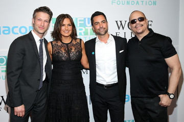 Ice-T Mariska Hargitay's Joyful Heart Foundation Hosts The Joyful Revolution Gala