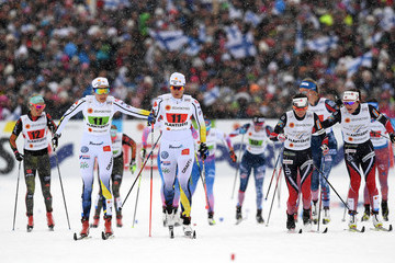 Ida Ingemarsdotter Men's and Women's Cross Country Team Sprint - FIS Nordic World Ski Championships