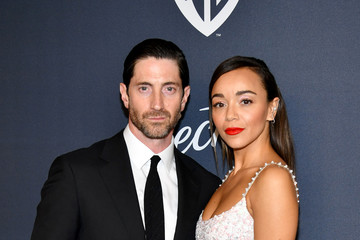 Iddo Goldberg Ashley Madekwe 21st Annual Warner Bros. And InStyle Golden Globe After Party - Arrivals