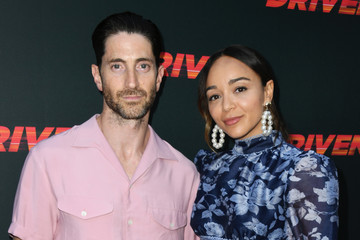 Iddo Goldberg Ashley Madekwe Universal Pictures Home Entertainment Content Group's L.A. Premiere Of 'Driven'