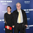 """Mimi O'Donnell """"The Ides Of March"""" New York Premiere - Inside Arrivals"""