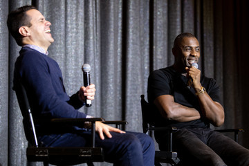 Idris Elba Netflix's 'Turn Up Charlie' For Your Consideration Event - Inside