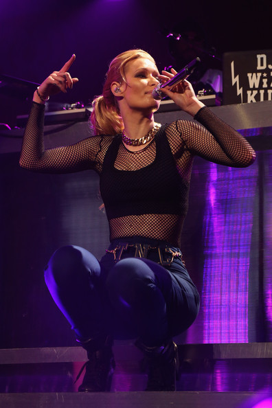 KISS 108's Jingle Ball 2014 - Show [performance,entertainment,music artist,performing arts,stage,music,singing,event,performance art,public event,iggy azalea,boston,massachusetts,td garden,kiss 108,market basket supermarkets,jingle ball 2014 - show]