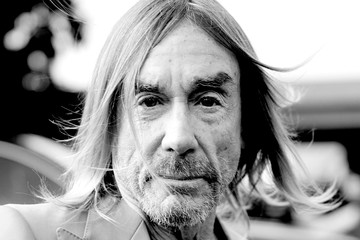 Iggy Pop 62nd Annual GRAMMY Awards - Creative Perspective