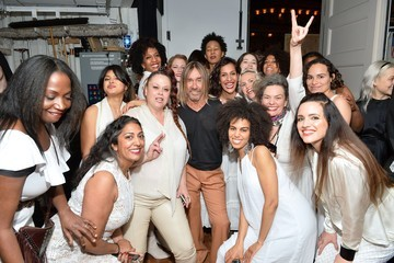 Iggy Pop 33nd Annual Tibet House US Benefit Concert & Gala - Backstage