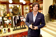 The Ignacio Figueras Fragrance Collection Launch Celebration At Bergdorf Goodman In NYC With Creator, Entrepreneur, And World Renowned Polo Player Nacho Figueras