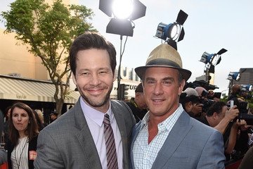 Ike Barinholtz Premiere of 20th Century Fox's 'Snatched' - Red Carpet