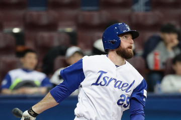 Ike Davis World Baseball Classic - Pool A - Game 5 - Netherlands v Israel