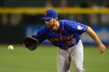 Ike Davis New York Mets v Arizona Diamondbacks