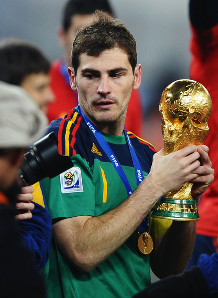 Image result for casillas spain world cup