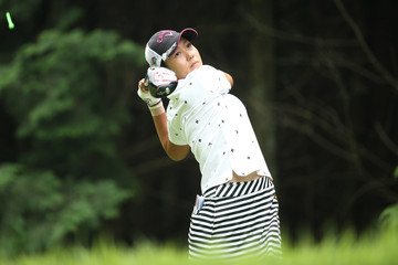 Ikue Asama Golf 5 Ladies Tournament 2015 - Day 1