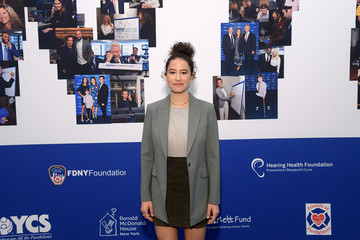 Ilana Glazer Annual Charity Day Hosted By Cantor Fitzgerald, BGC, And GFI - Cantor Fitzgerald Office - Arrivals