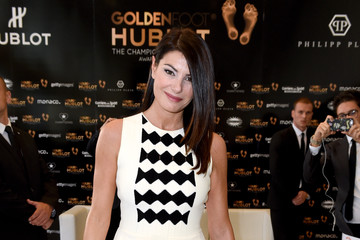 Ilaria D'Amico Golden Foot Award - Day Two