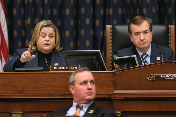 House Foreign Affairs Committee Holds Hearing
