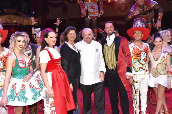 Circus Krone Celebrates First Premiere Of Winter Season