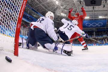 Ilya Kovalchuk Ice Hockey - Winter Olympics Day 7