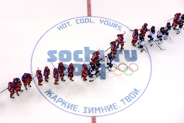 Ice Hockey - Winter Olympics Day 9 []