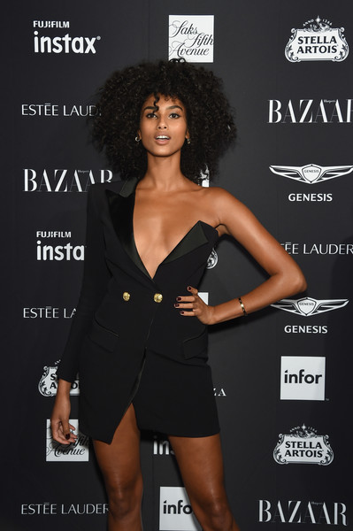 Harper's BAZAAR Celebrates 'ICONS' At The Plaza Hotel