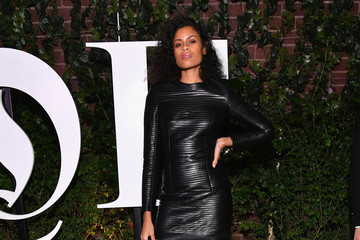 Imaan Hammam The Business of Fashion Celebrates the #BoF500 at Public Hotel New York - Arrivals