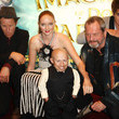 Verne Troyer Lily Cole Photos