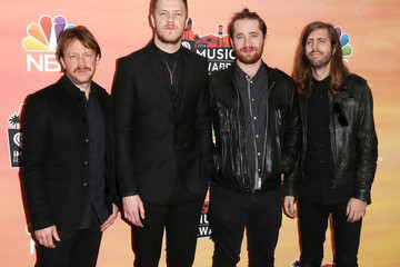 Imagine Dragons Arrivals at the iHeartRadio Music Awards — Part 2