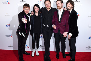 Imagine Dragons Universal Music Group's 2018 After Party For The Grammy Awards Presented By American Airlines And Citi On January 28, 2018 In New York City - Arrivals