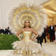 Iman The 2021 Met Gala Celebrating In America: A Lexicon Of Fashion - Arrivals
