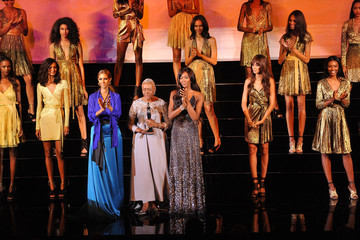 Iman CFDA Fashion Awards Show