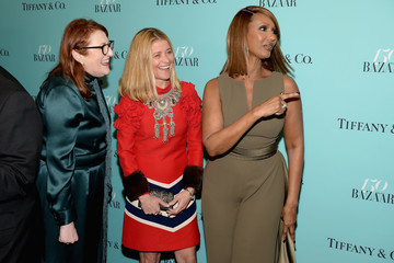 Iman Harper's BAZAAR 150th Anniversary Event Presented With Tiffany & Co at the Rainbow Room - Arrivals