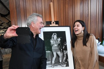 Imogen Thomas 'Hogie's Heroes' Charity Exhibition