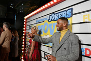 Eric West attends the Impractical Jokers: The Movie Premiere Screening and Party on February 18, 2020 in New York City. 739100