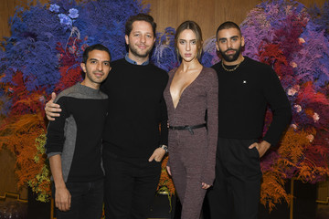 Imran Amed Phillip Picardi The Business Of Fashion Presents The #BoF500 Symposium 2019 In Paris
