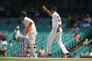 Imran Khan Australia v Pakistan - 3rd Test: Day 4