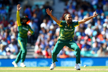 Imran Tahir India v South Africa - ICC Champions Trophy