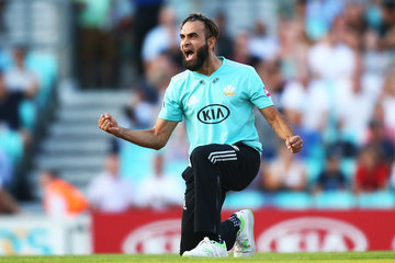 Imran Tahir European Best Pictures Of The Day - August 28, 2019