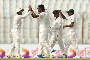 Imrul Kayes Bangladesh v Australia - 2nd Test: Day 3