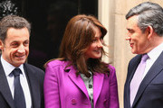 Nicolas Sarkozy Gordon Brown Photos Photo