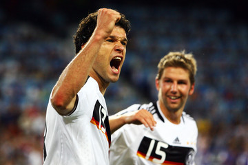 Thomas Hitzlsperger In Profile: Michael Ballack