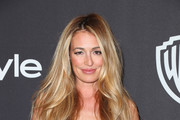 Cat Deeley attends the InStyle And Warner Bros. Golden Globes After Party 2019 at The Beverly Hilton Hotel on January 6, 2019 in Beverly Hills, California.