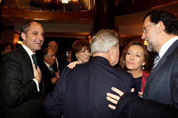 Francisco Camps Inaugural Gala for the Spanish EU Presidency in Madrid