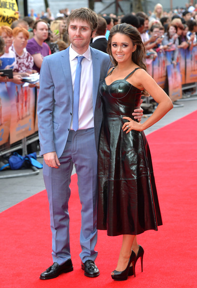 James Buckley in 'The Inbetweeners 2' Premieres in London ...