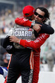 Dan Wheldon and Dario Franchitti Photos Photo