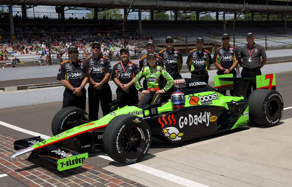 indy 500 qualifying - photo #45