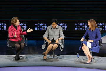 Indra Nooyi Tina Brown's 7th Annual Women in the World Summit - Day 2
